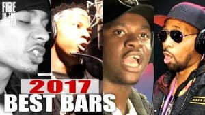 Fredo, Moneybagg Yo, Big Shaq, Wu Tang +more on Fire In The Booth 2017 Best Bars