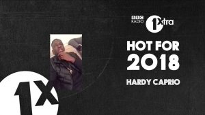 Hardy Caprio is Hot For 2018