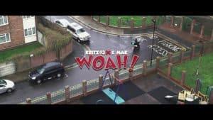 Kritz93 ft. E. Mak – Woah [Music Video] | GRM Daily