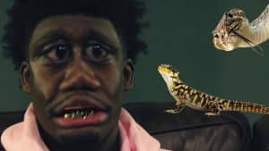 Ugly God Does ASMR With Reptiles
