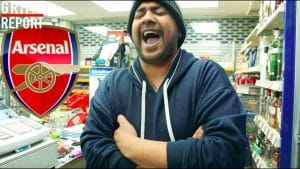 Why Are Arsenal So Rubbish? : Football Mandem [Episode 1] Grime Report Tv