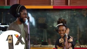 1Xtra in Jamaica – Chronixx & Koffee – Real Rock Riddim live for 1Xtra in Jamaica