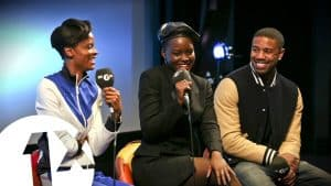 Ace & Dotty host 1Xtra's Black Panther Q & A