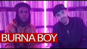 Burna Boy on new album Outside, UK scene & more