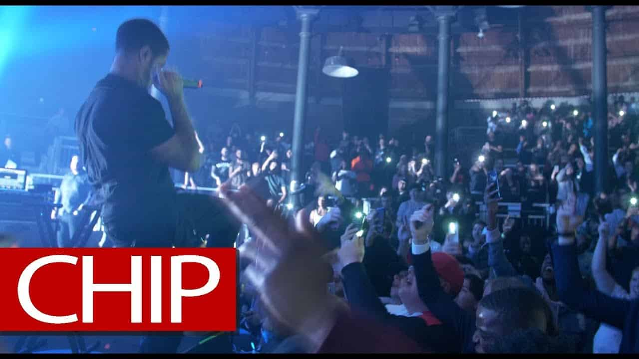 Chip brings out Giggs, Kojo Funds, Not3s & Lotto Boyzz at fire London show!