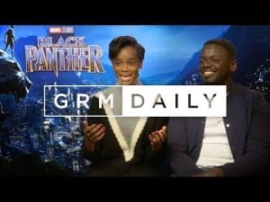 Daniel Kaluuya & Letitia Wright talk #BlackPanther, FaceTiming Drake & the importance of the film