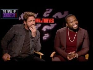 Den of Thieves Interview With 50 Cent & Gerard Butler