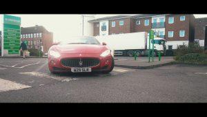 Dion Briscoe – Red Maserati (Trailer)   @PacmanTV