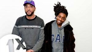 Little Simz In Depth with DJ Target