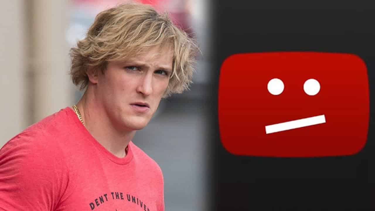 Logan Paul Fired from YouTube? (temporarily) Big Update!