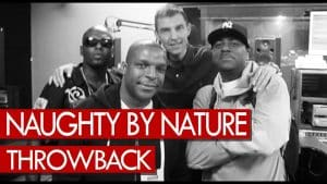 Naughty by Nature freestyle over Mobb Deep – Westwood Throwback