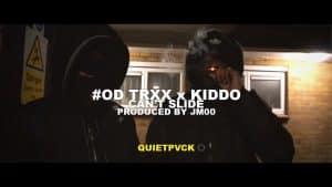 #OD Trxx x Kiddo – Can't Slide (Prod. JM00) [Music Video]