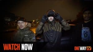 ONE WAY TV | SNIPER, BAD HABITS, KING TONE & SIR REAL 0161 FREESTYLE | @SNIPER_M22