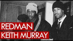 Redman, Keith Murray freestyle – first time released! Westwood Throwback