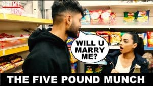The Five Pound Munch : Couples Edition Dropping On Valentines Day (Preview) | Grime Report Tv