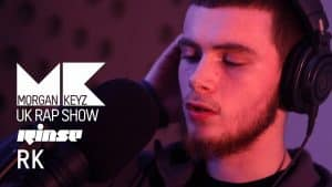 The UK Rap Show – RK (Freestyle)
