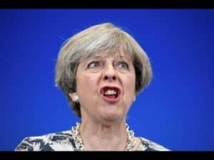Theresa May responds to Stormzy's Brit Awards performance regarding Grenfell   @MalikkkG