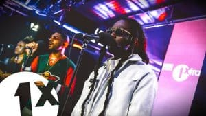 WSTRN – Ben Over in the 1Xtra Live Lounge