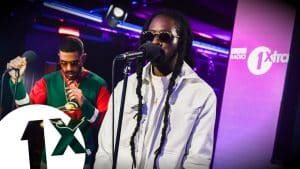 WSTRN – Clubbin' (Marques Houston cover) in the 1Xtra Live Lounge