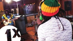 1Xtra in Jamaica – Samory-I – Is It Because I'm Black