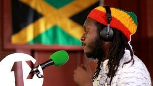 1Xtra in Jamaica – Samory I – Rasta Nuh Gangsta