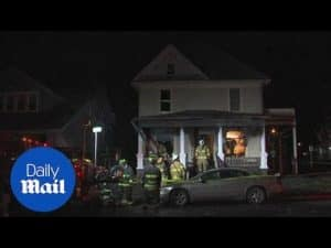 4 children dead, mother injured in Indiana house fire – Daily Mail
