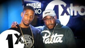 Ambush Freestyle For Kenny Allstar on 1Xtra