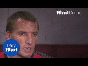 Brendan Rodgers hails Christian Benteke after Malaysia XI draw – Daily Mail
