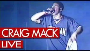 Craig Mack (R.I.P) shutting it down live in London 1995 – rare footage
