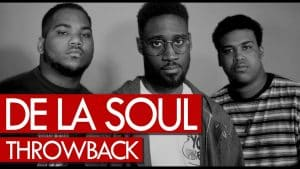 De La Soul freestyle throwback – never heard before!