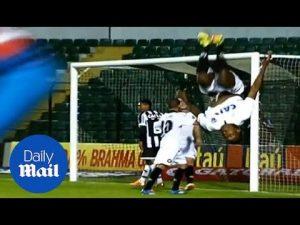 Douglas Coutinho's best goals for Atletico Paranaense – Daily Mail