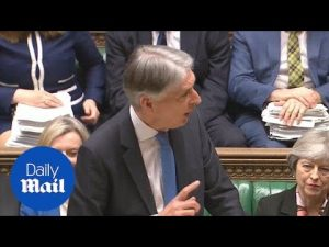 'Economy has grown since 2010': Chancellor of the Exchequer – Daily Mail