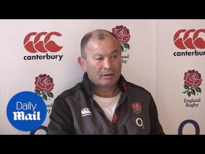 Eddie Jones talks about dropping Mike Brown ahead of France clash – Daily Mail