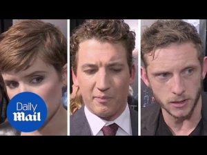 Fantastic Four cast on pressure to bring comic books to life – Daily Mail