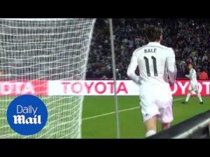 Gareth Bale scores against Cruz Azul in World Club Cup – Daily Mail