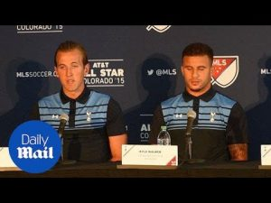 Harry Kane: MLS All Stars match good prep for Manchester United – Daily Mail