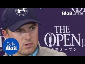 Jordan Spieth: 17 was brutal and I picked the wrong wedge on 18 – Daily Mail