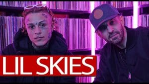 Lil Skies on coming up, Gucci Mane, tattoos, drugs, new generation
