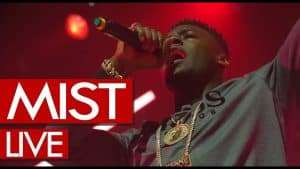 Mist MoStack, Lethal Bizzle, Lotto Boyzz shut down London show
