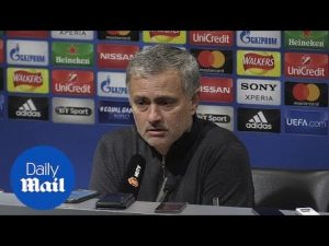 Mourinho on Manchester United's elimination from Champions League – Daily Mail