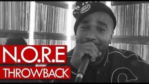 N.O.R.E. freestyle 1998 throwback – never heard before!