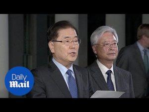 North Korean leader Kim Jong Un offers to meet Donald Trump – Daily Mail