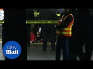 Person killed on subway at Times Square station NYC – Daily Mail