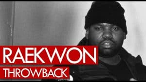 Raekwon freestyle – never heard before! Throwback 95 – Westwood