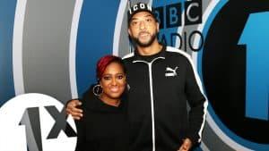 Rapsody talks Grammys with DJ Target on BBC Radio 1Xtra