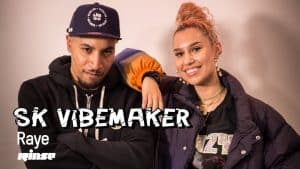 Raye speaks writing with John Legend, collaborating with Kojo Funds and more with SK Vibemaker