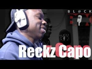 Reckz Capo | BL@CKBOX S13 Ep. 128