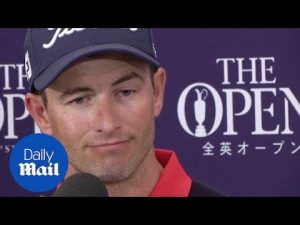 Scott and Dunne reactions as Johnson wins The Open 2015 – Daily Mail