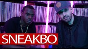 Sneakbo on Brixton, Touch Ah Button, the struggle & success