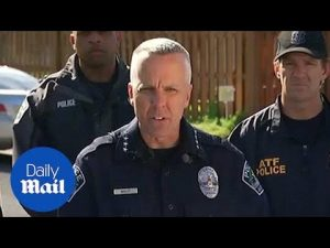 Texas police investigating second package explosion in ten days – Daily Mail